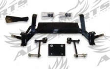 "EZ-GO 1200 Series 4"" & 5"" Workhorse Lift Kits - 2001 to present."